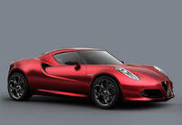 Alfa 4C Concept to debut at 2011 Goodwood Festival of Speed