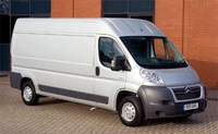 Citroen's most powerful LCV - Euro 5 Relay HDi 180