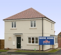 New Homes Corby Oakley Vale