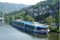 'Rail and sail' through Europe's waterways this summer