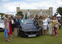 Maserati welcomes its lady clients to Ladies' Day at Salon Privé