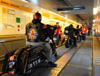 Bikers raise charity cash with Eurotunnel Le Shuttle