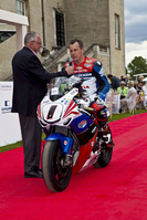McGuinness Fireblade 'wows' the judges at Salon Prive