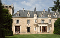 Experience a film star lifestyle in a French chateau
