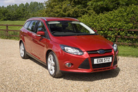 Ford Focus Estate lifts sales