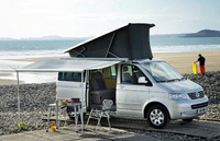 Volkswagen Campervans available now for summer fun... assured