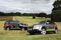 Subaru helps heart of England back into bloom
