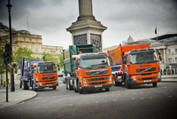 Fleet renewal partnership begins for Bywaters as new Volvos roll in