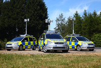 Ford Galaxys fit the bill for Sussex Police