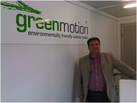Green Motion car hire opens at Edinburgh Airport
