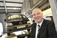 Mudie-Bond offers MoT testing - at night!