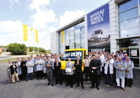 100,000th Master rolls off Renault's SoVAB plant production line