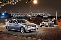 BMW 1 Series and 3 Series get a London 2012 transformation
