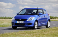 'Sizzling summer' VAT free and finance offers from Suzuki