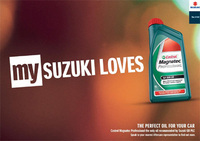 Suzuki partners with Castrol Professional for UK lubricant supply