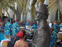 Steel band set to bring the Caribbean to Gibraltar's Ocean Village