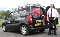 50+ Citroen vans for Scottish SPCA