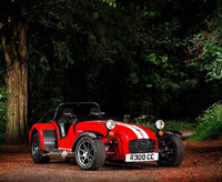 Caterham Cars enters Chinese market