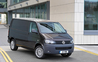 Volkswagen Commercial Vehicles UK sales rise again in 2011
