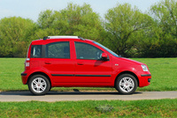 Fiat Panda now with Euro 5 engines