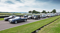 Rolls-Royce celebrates centenary of the Spirit of Ecstasy