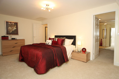 Save 20 000 on a special home at buckshaw village easier Master bedroom ensuite and dressing room