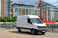 New Volkswagen Crafter - With class leading fuel economy