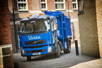 Volvo narrow-track tipper fits the bill: automatically