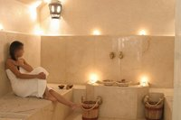 Enjoy a 60 minute massage at the spa
