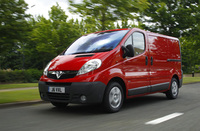 Van-tastic Vauxhalls top the charts for private buyers