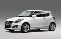 New Suzuki Swift Sport to debut at Frankfurt Motor Show