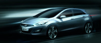 Hyundai reveals first rendering of all-new i30