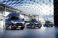 Iveco gears up for international New Daily launch