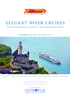 Titan Travel launches Elegant River Cruises for 2012