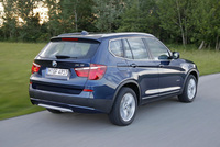 Two new additions to the BMW X3 range