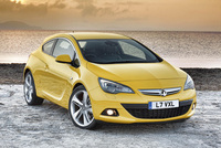 Vauxhall Astra GTC and Zafira Tourer to debut at Frankfurt Show