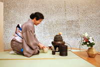 Japanese tea ceremony room opens at Hotel Okura Macau