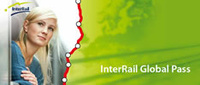Win two free InterRail Passes for Europe with Gap Daemon