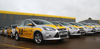 New Ford Focus joins the AA Driving School
