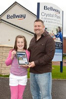 New home means free pad for Bellway buyer
