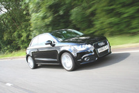 Audi's 122 PS A1 1.4 TFSI Sport boosted by Superchips