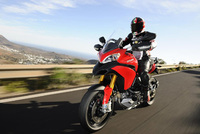 Spyder Club tours in association with Ducati UK