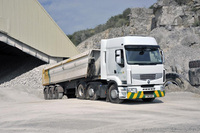 First Renault Premiums for NR Parsons Transport