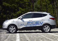 Hyundai to electrify EcoVelocity with UK debut of ix35 FCEV