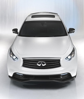 'Vettel' badges for Infiniti's ultimate crossover