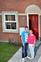 Parent Payback puts Carlisle couple onto property ladder