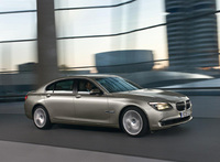BMW 730Ld is the Professional Driver Chauffeur Car of Choice