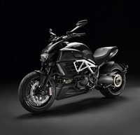 Ducati Diavel AMG Special Edition at Frankfurt Motor Show