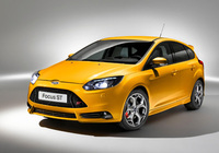 New Ford Focus ST production model debuts at Frankfurt