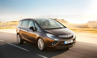 Vauxhall undercuts Ford with new Zafira Tourer entry pricing